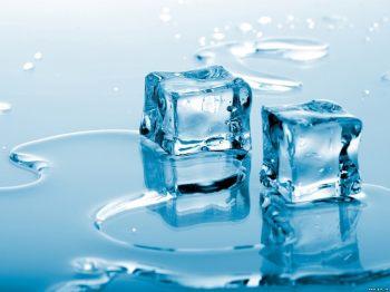 Ледяной массаж