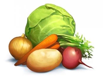 Овощные компрессы
