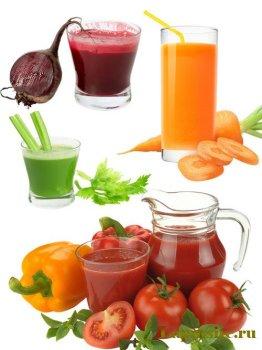 Овощные соки от гипертонии