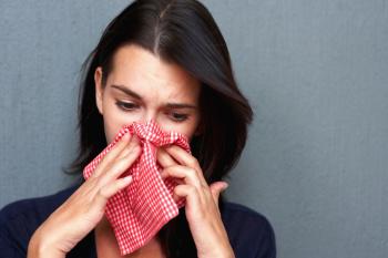 Симптомы кисты носа