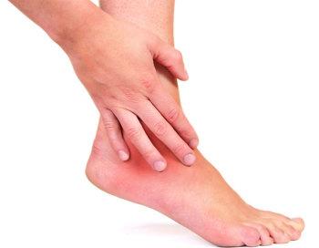 Лечение голеностопного сустава народными средствами