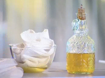 Масляный компресс