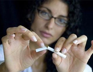 Отказ от курения способствует выздоровлению