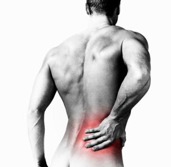Резкая боль-первый симптом грыжи