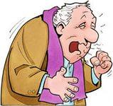 Сильный кашель-основной симптом