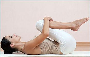 Упражнения при перегибе желчного пузыря