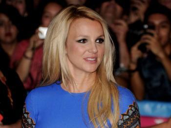 И Бритни Спирс страдает псориазом