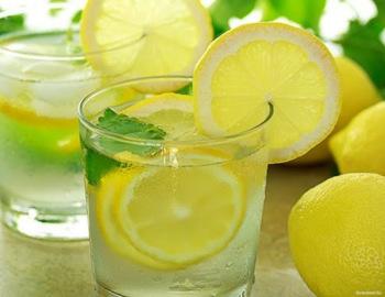 Настой лимона
