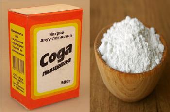 Лечение содой от рака