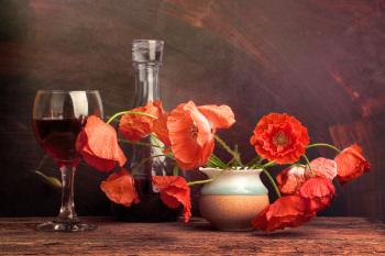 Маковое вино
