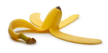 Порошок из банановой шкурки