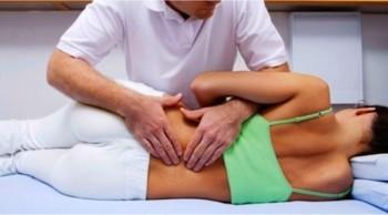 Лечебный массаж при сколиозе