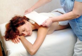 Лечение сколиоза компрессами