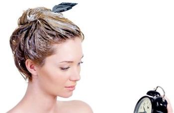 Перед мытьем головы с жирной себореей рекомендуется слегка «обезжирить» кожу маской