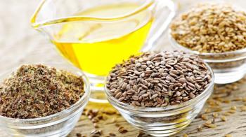 Семена льна обволакивают стенки желудка и обезболивают