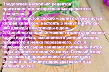 Иван-чай для потенции