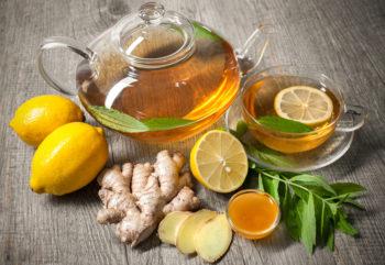 Лечение гриппа и орви в домашних условиях