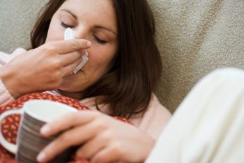 Лечение насморка в домашних условиях быстро