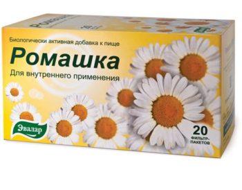 Ромашка лекарственная - эффективное средство в лечение конъюнктивита
