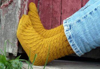 Горчичные носки обеспечивают более быстрое и комфортное выздоровление